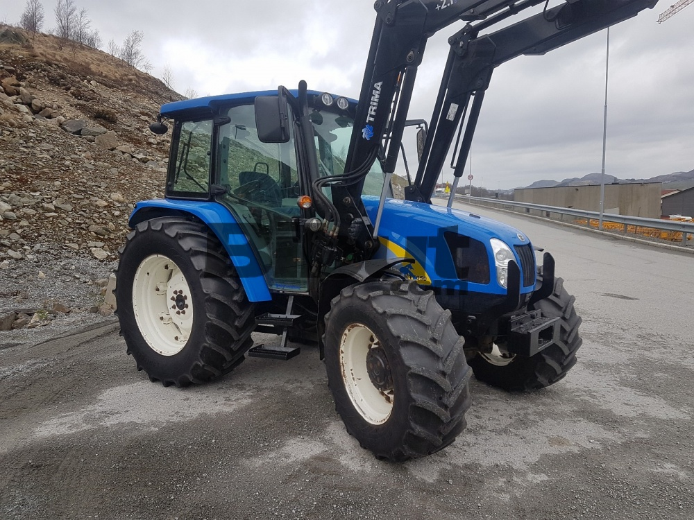 Farming tractor | New Holland New Holland T5050