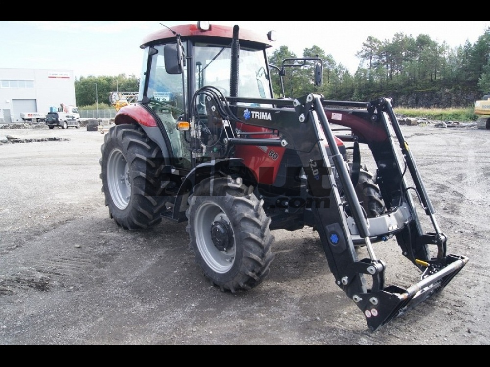 Tracteur agricole case ih case ih jx80 for Case agricole